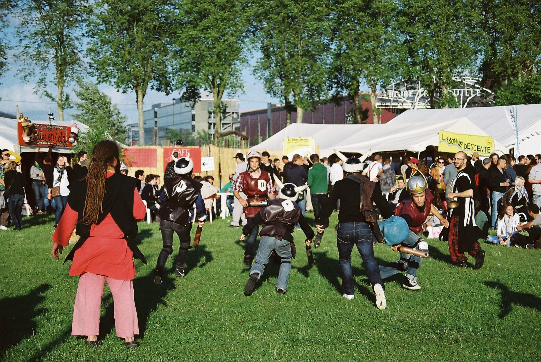 Festival Aucard de Tours