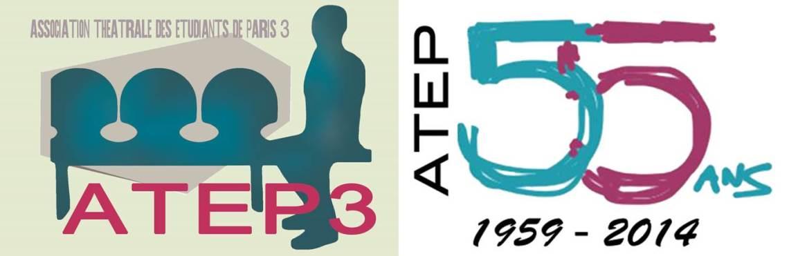 ATEP3 - Logo commémoratif
