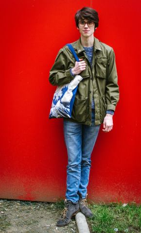 Street style novembre 2014: Winter iscoming