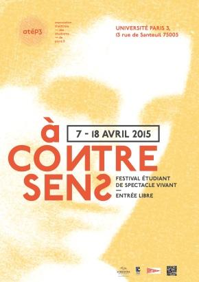 Le Festival A Contre Sens ouvre enfin ses portes!