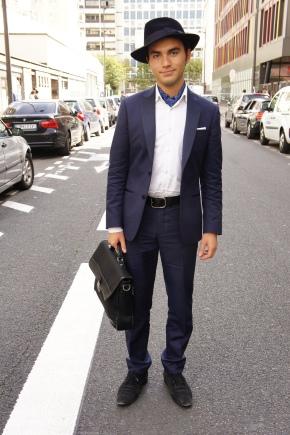 Street style: le style aussi fait sarentrée