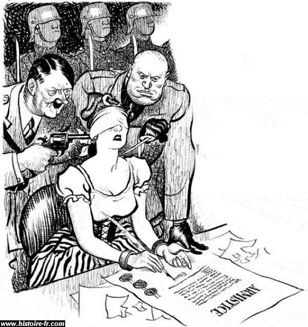 caricature_armistice_1940