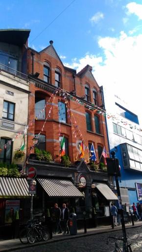 Voyage voyage: Dublin en 3 jours, top chrono ! Jour1