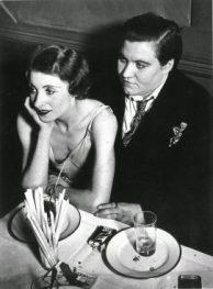 Violette Morris au Monocle, Paris, 1931 (Brassaï)