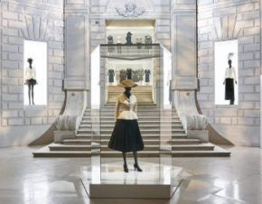 Dior : Magical exhibition at the 'Musée des Arts Décoratifs' in Paris