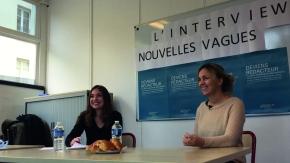L'interview Nouvelles Vagues #1 : le replay!