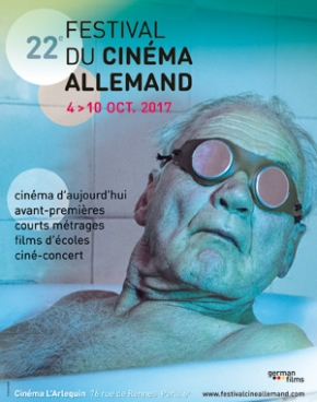 Le festival du cinéma allemand de retour àParis