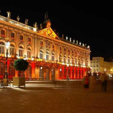 Hôtel de ville de Nancy. DR. Source : http://www.tourisme-en-france.com/fr/grandes-villes/nancy