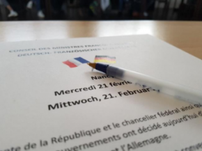 Préparation aux entretiens franco-allemands de Nancy#2