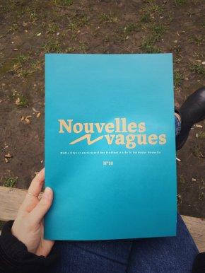 Nouvelles Vagues N°10 : LA NOUVEAUTÉ!