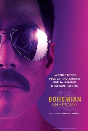 La critique cinématographique de Julie : BohemianRhapsody