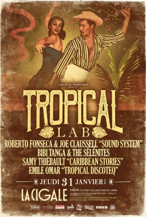 TROPICAL' LAB