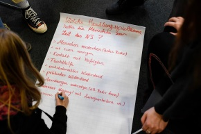 Rencontre internationale de jeunes à l'occasion de la commémoration des victimes de la Seconde Guerre Mondiale(suite)