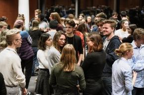 Rencontre internationale de jeunes à l'occasion de la commémoration des victimes de la Seconde GuerreMondiale