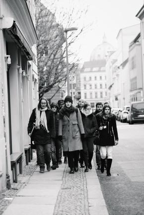 Rencontre internationale de jeunes à l'occasion de la commémoration des victimes de la Seconde Guerre Mondiale (suite du mardi 29 janvier2019)